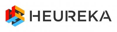 Logo av Vetenskapscentret Heureka