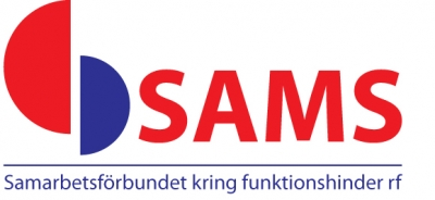 The logo of SAMS