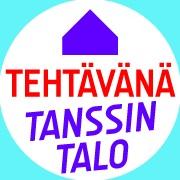 Tehtävänä Tanssin talo -logo