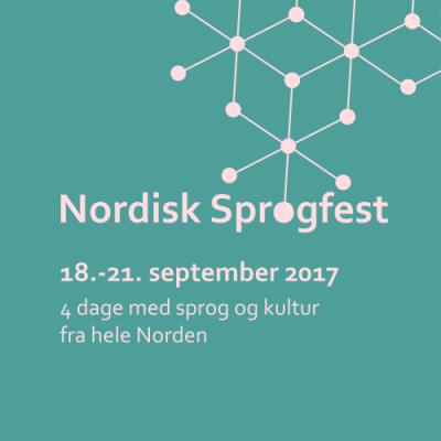 logo Nordisk Sprogfest