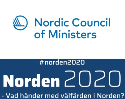 logo: Nordic Council of Ministers, Norden 2020