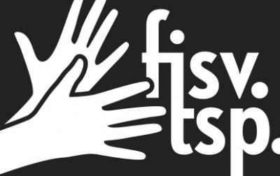 Symbol för finlandssvenska teckenspråk