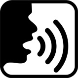 Symbol for audio description