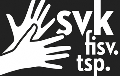 Suomalaisen ja suomenruotsalaisen viittomakielen symboli